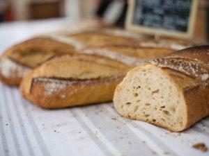 Благодарить Бога за хлеб насущный